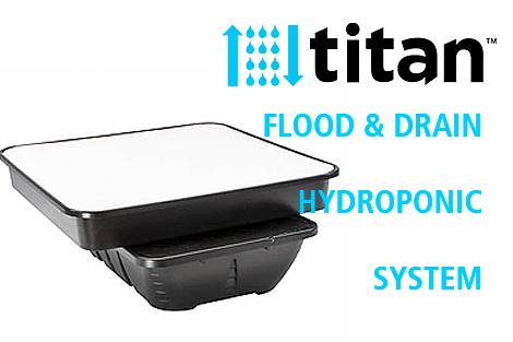 TITAN タイタン フラッド&ドレイン・システム